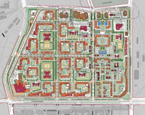 проект планировки территорий