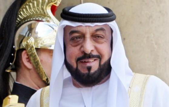 шейх Халифе ибн Заиду ан - Нахайяну