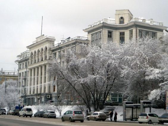Дом памятник культурного наследия