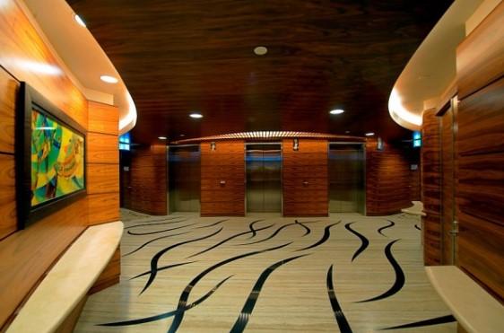 лифты бурдж-халифа